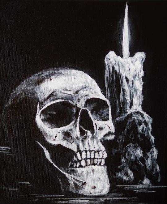 Gothic Still Life