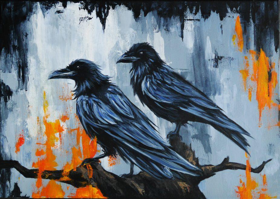 October Ravens